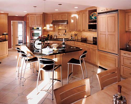 Kitchen flooring babcock 39 s vermont carpet gallery floor for Kitchen floor covering