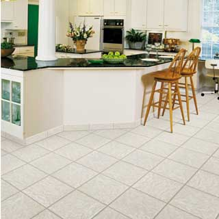 Alpine Traditional Ceramic Tile Flooring