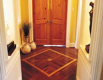 laminate foyer entranceway flooring