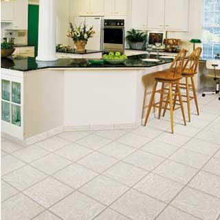 Alpine Traditional Ceramic Tile Flooring